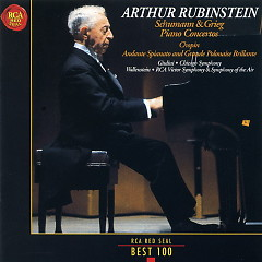 Schumann,Grieg Piano Concertos