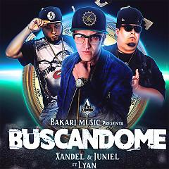Buscandome (Single) - Xandel Y Juniel, Lyan El Palabreal