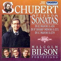Schubert Piano Sonatas CD4