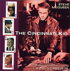 The Cincinnati Kid OST  - Lalo Schifrin