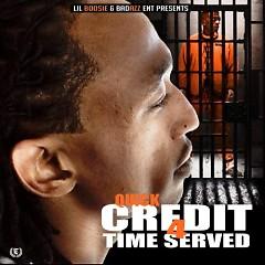 Credit 4 Time Served