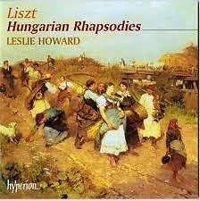 Liszt Complete Music For Solo Piano Vol.57 - Rapsodies Hongroises Disc 1