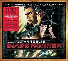 Blade Runner Trilogy - 25th Anniversary CD1
