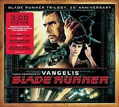 Blade Runner Trilogy - 25th Anniversary CD2