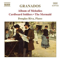 Enrique Granados - Complete Piano Music Vol. 8  No.2 - Douglas Riva