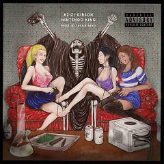Nintendo King (Single) - Azizi Gibson