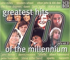Greatest Hits Of The Millennium 70's Vol.2 (CD1)