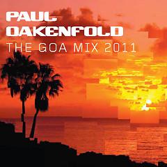 The Goa Mix 2011 CD2