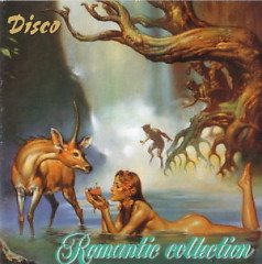 Romantic Collection - Disco (CD3) - Various Artists