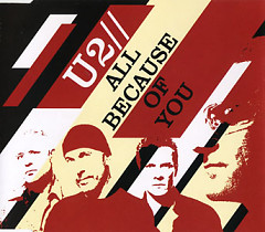 All Because of You (CD Single UK Version 2)