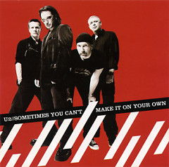 Sometimes You Can't Make It On Your Own (CD Single Promo)