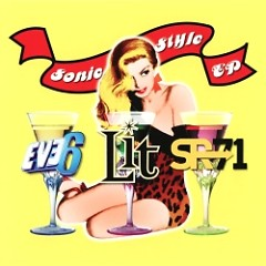 Sonic Style EP (Japanese Release) - Eve 6