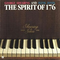 The Spirit Of 176 - George Shearing,Hank Jones