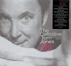 The Definitive Tom Jones 1964-2002 (CD8) - Tom Jones