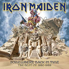 Somewhere Back In Time (The Best Of 1980-1989) - Iron Maiden