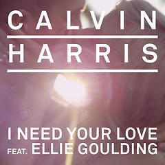 I Need Your Love (Promo) - Calvin Harris