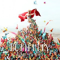 Butterfly (CD2) - L'Arc ~ en ~ Ciel