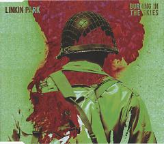 Burning In The Skies (UK Radio CD Single)