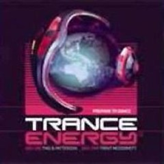 Trance Energy Australia (CD3) - Simon Patterson