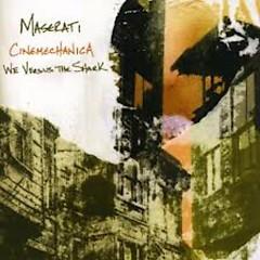 Cinemechanica - We Versus The Shark - Maserati