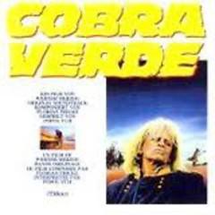 Cobra Verde (OST)