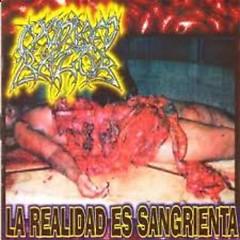 La Realidad Es Sangrienta - Oxidised Razor