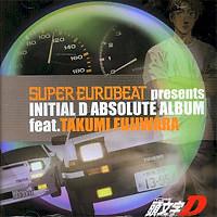 Initial D Absolute Album feat. Takumi Fujiwara - Initial D