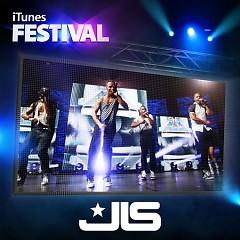 JLS - iTunes Festival: London 2012 - EP - JLS