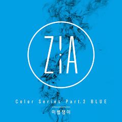 Color Series Part.2 'BLUE' - ZIA