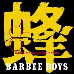 蜂 (Hachi) -Barbee Boys Complete Single Collection- (CD1)