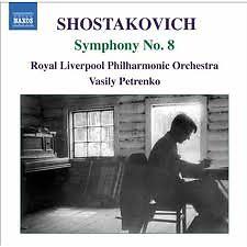 Shostakovitch - Symphonies CD 8