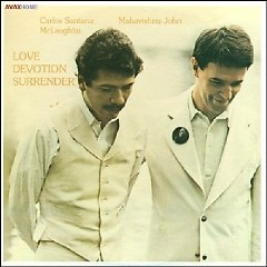 The Perfect Guitar Collection CD 18 - Love Devotion Surrender   - Carlos Santana,Mahavishnu John McLaughlin