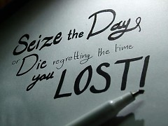 Seize The Day (Single)