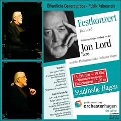 Festkonzert - Hagen, Stadthalle (CD2) - Jon Lord