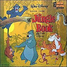 Walt Disney Presents The Jungle Book OST
