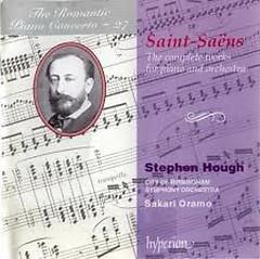 The Romantic Piano Concerto, Vol. 27 – Saint-Saens CD 2