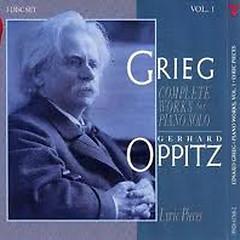 Grieg: Complete Solo Piano Music Vol.1 No.3