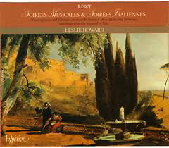 Liszt Complete Music For Solo Piano Vol.21 - Soirees Musicales & Soirees Italiennes Disc 1