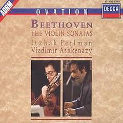 Beethoven: The Violin Sonatas CD1