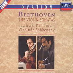 Beethoven: The Violin Sonatas CD3