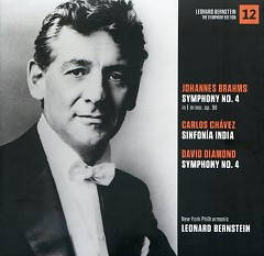 Johannes Brahms – Symphonies No. 4 & No. 2