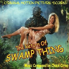 The Return Of Swamp Thing OST