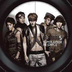 Mr. Simple (Version B) - Super Junior