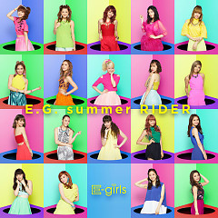 E.G. summer RIDER - E-Girls
