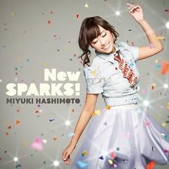 New SPARKS! - Miyuki Hashimoto