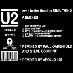 Even Better Than The Real Thing (Remixes)