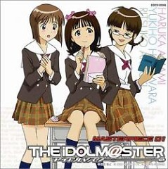 THE iDOLM@STER Masterpiece 01