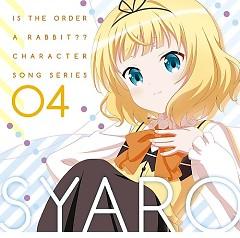 Gochuumon wa Usagi Desuka Character Song Series 04 Syaro