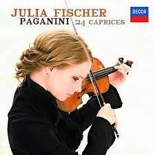 Paganini: 24 Caprices CD2