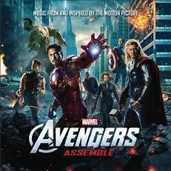 The Avengers Assemble OST